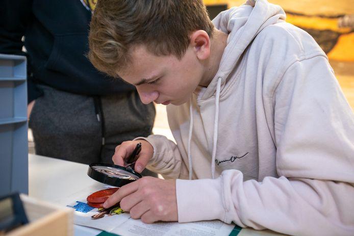 Het Gallo-Romeins Museum lanceert een nieuw programma voor scholen: 'Archeoloog@work'.