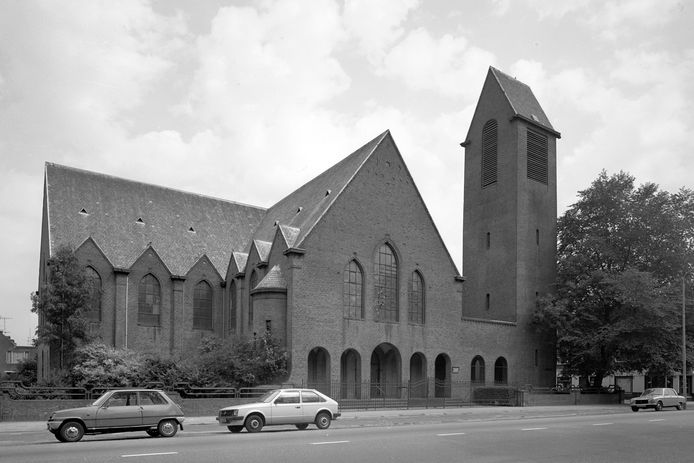 De grote Oranjekerk