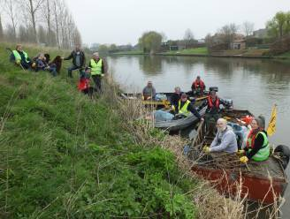 Gezocht: vrijwilligers om waterlopen afvalvrij te maken