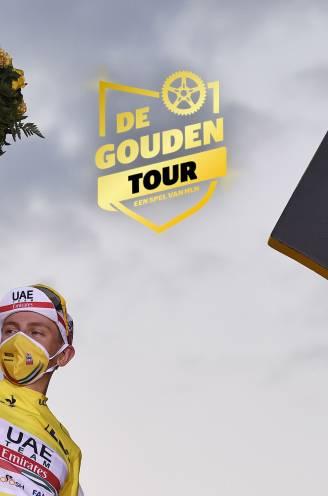 Ben jij de beste ploegleider? Speel mee met de Gouden Tour en maak kans op 5.000 euro cash