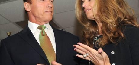 Arnold Schwarzenegger en vrouw uit elkaar