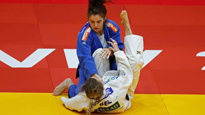 Charline Van Snick redt Belgische judo-eer op Grand Slam in Tel Aviv