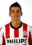 """Jorn Sweres als jeugdspeler in de A1 van PSV. Hij speelde daar onder meer samen met Memphis Depay: ,,Tegen hem had je geen grote mond."""""""