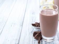 Waarom je chocolademelk moet drinken na het sporten