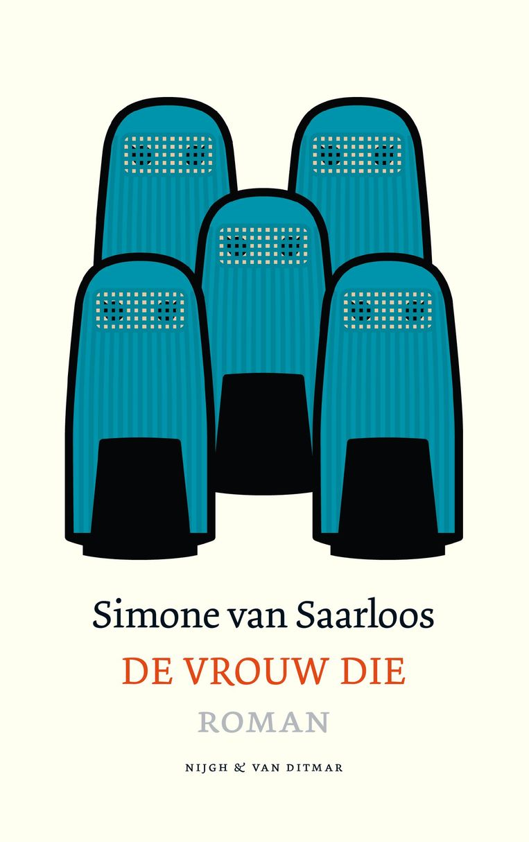 Simone van Saarloos. Nijgh & Van Ditmar, 19,99 euro. Beeld