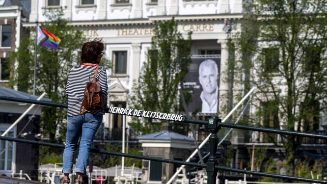 Utrecht eert Peter R. de Vries met gedicht: 'Er zijn vele wegen, maar de juiste weg is de weg ertegen'