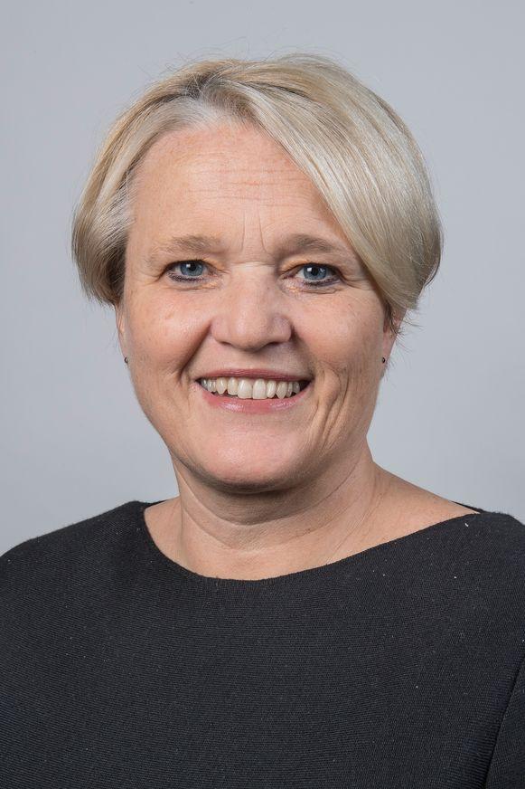 Minister Nathalie Muylle.