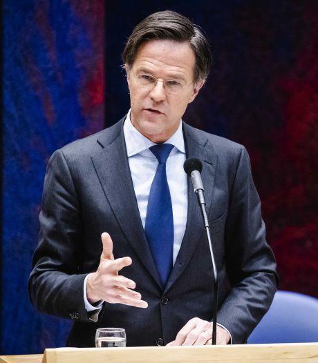 Premier Rutte: 'Weinig optimistisch over versoepeling coronamaatregelen'