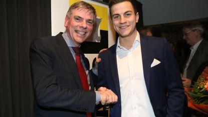 Dries Van Langenhove komt speechen in Aalst, VB schakelt eigen ordedienst in