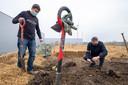 PUURS Goodman plant een bos volgens de Miyawaki-methode aan op de site Puurs Logistics Centre