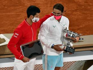 """Djokovic buigt het hoofd in finale Roland Garros: """"Ik ben overklast. Nadal heeft iedereen ongelijk gegeven"""""""