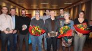 Frans De Schutter al 50 jaar lid van de Stabroekse gansrijders