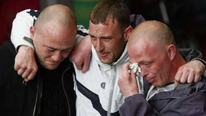 Liverpool geeft Hillsborough-doden ontroerend eerbetoon