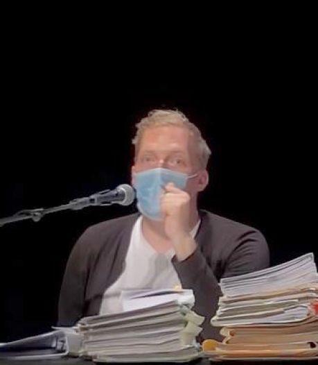 """Alexandre Loffet absent du conseil communal spécial de Verviers: """"Je n'ai pas été élu pour participer à une telle mascarade"""""""