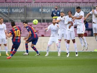 Spanje onder hoogspanning voor de 'Clásico': helpt Messi Barça aan de leiding in kraker waarin hij Sergio Ramos evenaart?
