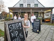 De Driving Dinner Peelroute: met de amuse achter de kiezen touren naar het volgende restaurant