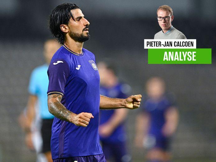 Onze Anderlecht-watcher over Anderlecht en Refaelov.
