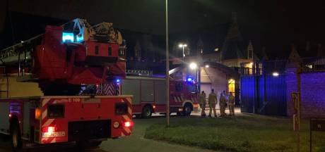 Even vrees voor brand in centrum voor illegalen in Brugge