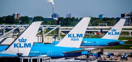 Vliegtuigen KLM weer over Iran en Irak