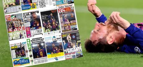 Lof voor Messi, kritiek op Van Dijk