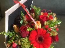 De leden van deze groep worden het hele jaar door blij van bloemen