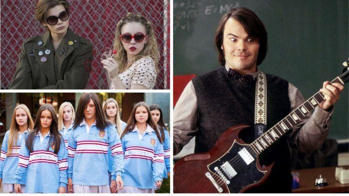Terug volop genieten van deze 'back to school' films en series