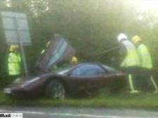 Mr Bean in ziekenhuis na auto-ongeluk