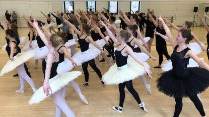 """Ballet Attitude blaast veertig kaarsjes uit en voert 'Sleeping Beauty' op: """"Ooit gestart met dertien dansers"""""""