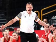 Philip Mestdagh n'est plus l'entraîneur des Belgian Cats
