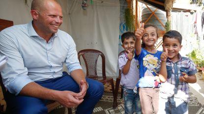 Akkoord om 150 Syrische vluchtelingen naar België te halen