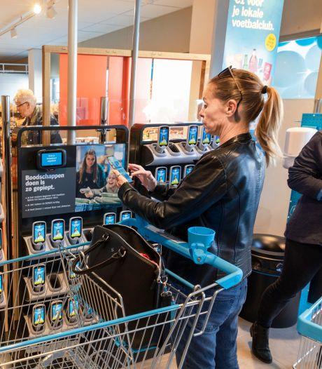Albert Heijn belooft dat handscanners geen gezichtsherkenning gebruiken