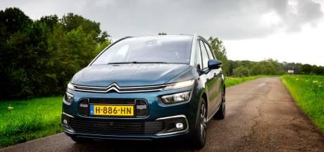 Test Citroën Grand C4 Spacetourer: uniek in ruimte en comfort