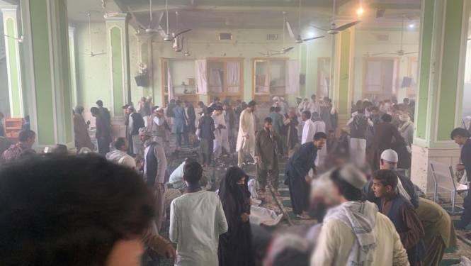Au moins 33 morts après une explosion dans une mosquée chiite en Afghanistan