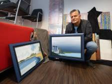 Overbodige kunst van gemeente krijgt nieuwe plek in Dronten: 'Ik vind het een eerbetoon'