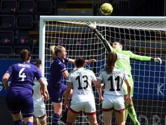 """Louise Van Den Bergh en OHL pakken punt tegen Anderlecht: """"Ik ben heel fier op het team"""""""
