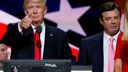 Ex-campagnechef Trump gaat meewerken aan onderzoek naar Russische inmenging bij verkiezingen