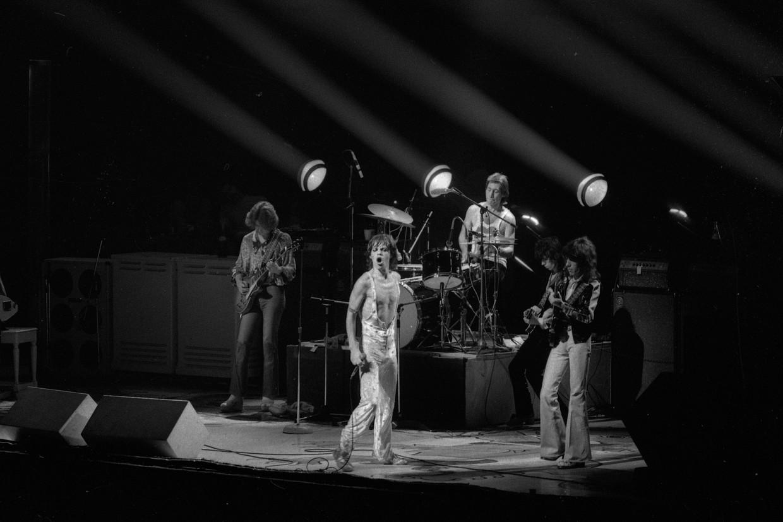 De Stones in Brussel, in 1973.