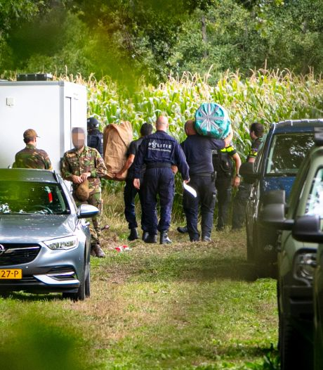 Man (52) uit Harderwijk opgepakt voor wapenvondst in bos in Zwolle