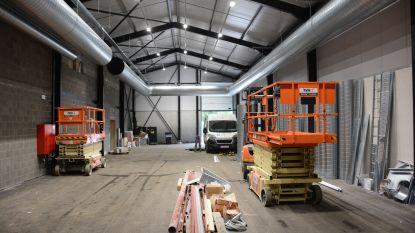 """Indoor atletiekhal vanaf december in gebruik: """"Veel clubs zijn jaloers op zo'n infrastructuur"""""""