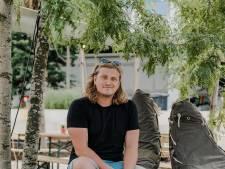 Horecatijger Clemens (29) zette Het Nieuwe Stadsterras op: 'Als het aan mij ligt, is dit een blijver'