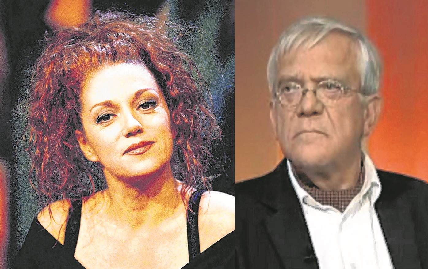 Sylvia Millecam en René Broekhuyse