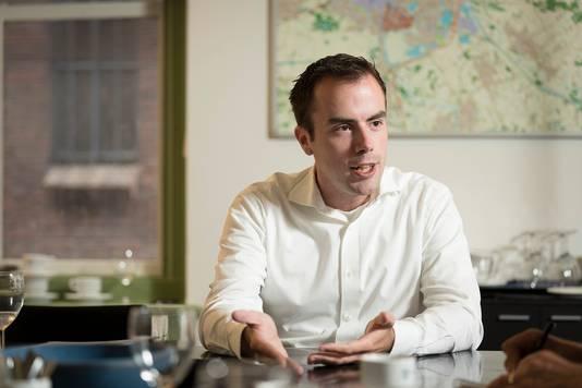 Cultuurwethouder Mike van der Geld