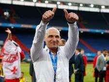 Allach per direct weg bij Vitesse; Van Hintum technisch directeur tot einde seizoen