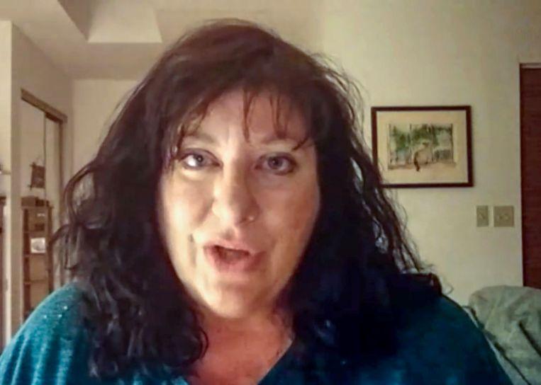 Tara Reade Beeld Screenshot HillTV