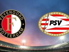 Feyenoord kan met zege tegen PSV rivaal Ajax helpen