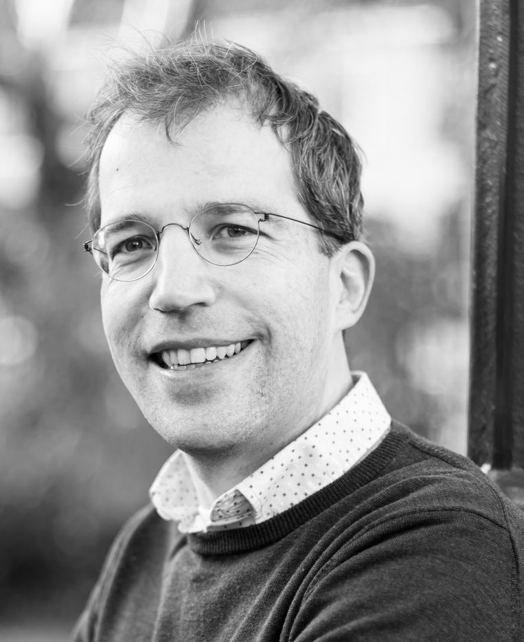 Tim Vreugdenhil is Stadspredikant bij de Protestantse Kerk Amsterdam. Beeld