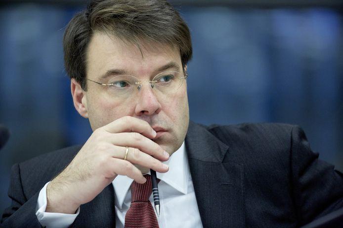Roald van der Linde, oud-Tweede Kamerlid VVD.