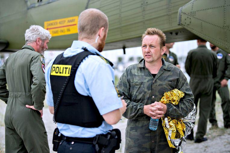 Deens uitviner Peter Madsen.  Beeld REUTERS