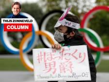 Column Thijs Zonneveld | Japan zit klem tussen het IOC en de angst van de eigen bevolking