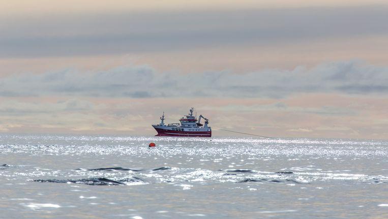 Natuurgroepen en politieke partijen wisten te voorkomen dat er naar olie wordt geboord in de visrijke wateren rond de Lofoten. De regering houdt deze optie toch graag open. Beeld Eric Fokke